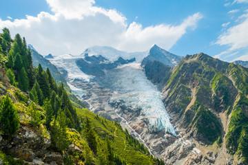 Glacier de Tacconaz
