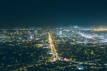 landscape of San Francisco