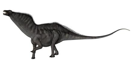 Amargasaurus dinosaur - 3D render