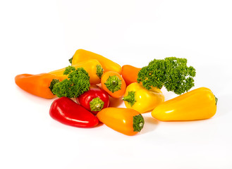 Snack peppers