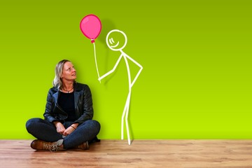 fsvlw strichmännchen luftballon II