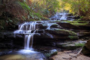 Leura Cascades, Blue Mountains National Park