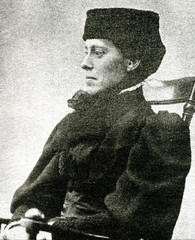 Mary Henrietta Kingsley (1862 – 1900), English ethnographic and scientific writer and explorer