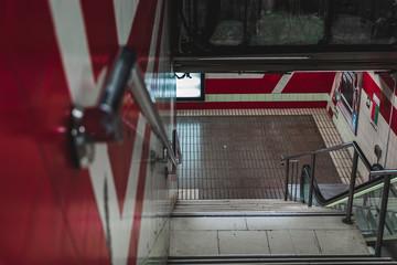 Metro antiguo.