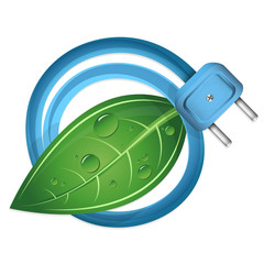 Eco electrical plug