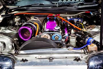 High precision muscle car engine, Customized race car engine  autoautomobileautomotivebackgroundbrandbrightcarchromeclassiccleanconceptengineexpensivefastfuelfuturefuturisticglimmerhorsepowerisolatedl