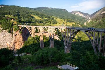 Черногория. Мост Джурджевича