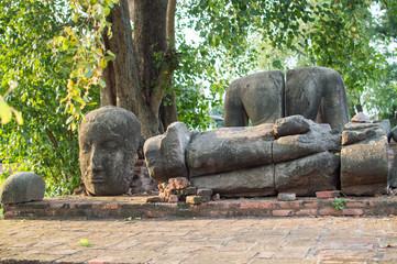 アユタヤ遺跡 Wat Ratchaburana