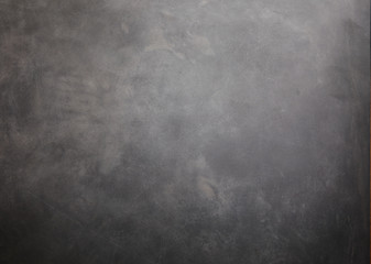 Rustic dark grey background with copy space