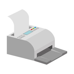 receipts printer pos icon