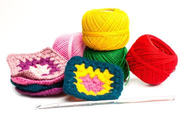 Hilos para tejer crochet y ganchillo