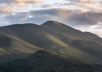 Algonquin Peak at Sunset