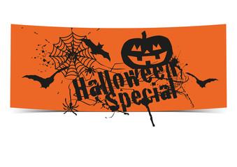 Halloween Special - Banner