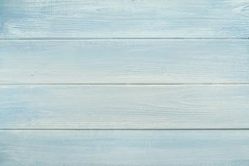 Holzwand in Hellblau 1