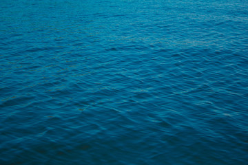 Photo of blue ocean texture