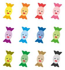 Candy Emojis
