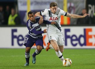 RSC Anderlecht v Tottenham Hotspur - UEFA Europa League Group Stage - Group J