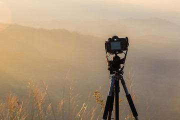 photography view camera photographer lens lense video photo digital glass blurred focus landscape photographic color concept sunset sunrise sun light sky cloud