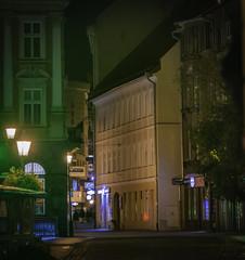 Wall Mural - bb  miasto noc