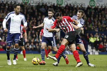 West Bromwich Albion v Southampton - Barclays Premier League