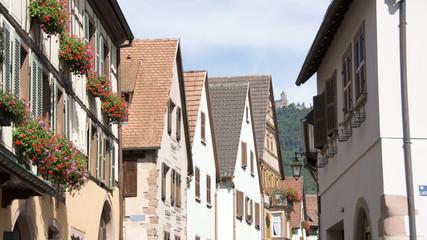 Saint Hippolyte, Alsazia, Francia, Europa