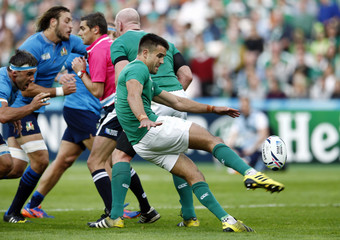 Ireland v Italy - IRB Rugby World Cup 2015 Pool D