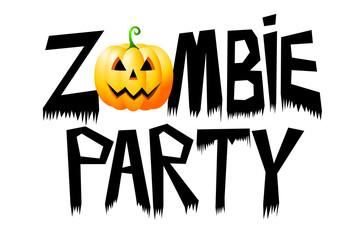 Halloween - Zombie party