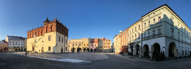 Obraz Rynek w Tarnowie - fototapety do salonu
