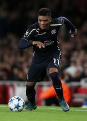 Arsenal v Dinamo Zagreb - UEFA Champions League Group Stage - Group F