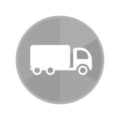 Kreis Icon - Lastwagen