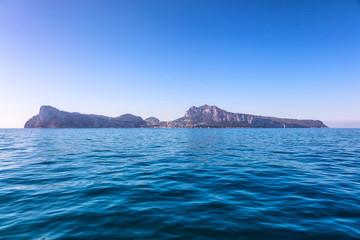 Ile de Capri, Campanie, Region de Naples, Italie