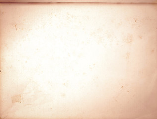 Old brown paper texture with perfect background with space for text or image vignette effect for old design