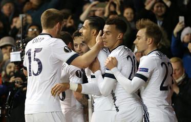 Tottenham Hotspur v ACF Fiorentina - UEFA Europa League Round of 32 Second Leg