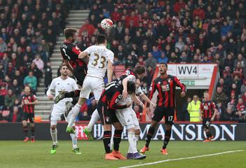 AFC Bournemouth v Swansea City - Barclays Premier League