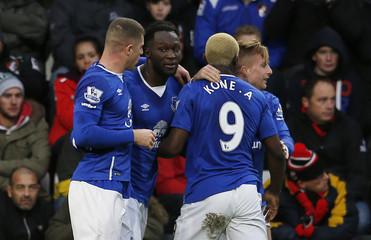 AFC Bournemouth v Everton - Barclays Premier League