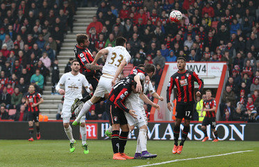 AFC Bournemouth v Swansea City - Barclays Premier League