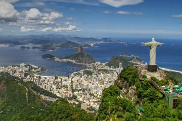 Rio, Brazil Fototapete