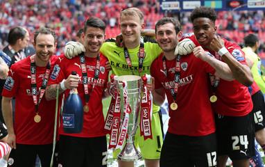 Barnsley v Millwall - Sky Bet Football League One Play-Off Final