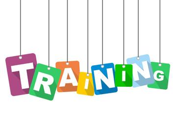 vector illustration background training