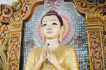 Thai Buddhist Temple, Penang, Malaysia