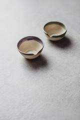Cermaic bowls