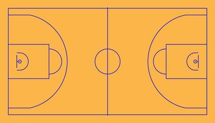 """Photos, illustrations et vidéos de """"terrain de basket-ball"""""""