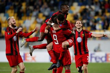Europa League - Zorya Luhansk vs Ostersunds FK