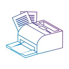receipts printer pos icon