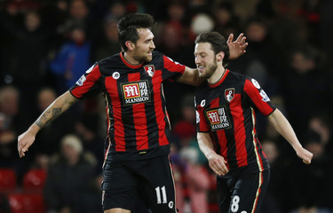 AFC Bournemouth v West Ham United - Barclays Premier League