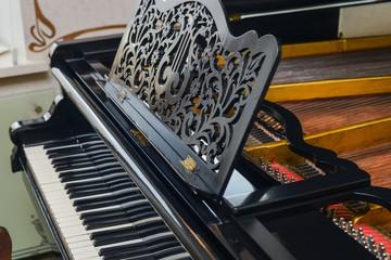Vintage retro piano