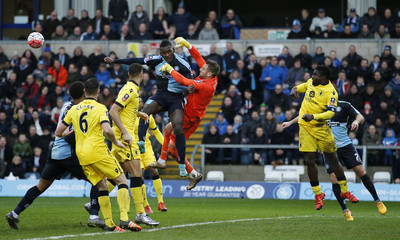 Wycombe Wanderers v Aston Villa - FA Cup Third Round