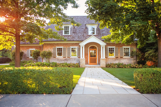 Traditional style  home