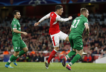 Arsenal v PFC Ludogorets Razgrad - UEFA Champions League Group Stage - Group A
