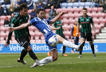 Wigan Athletic v Rochdale - Sky Bet Football League One